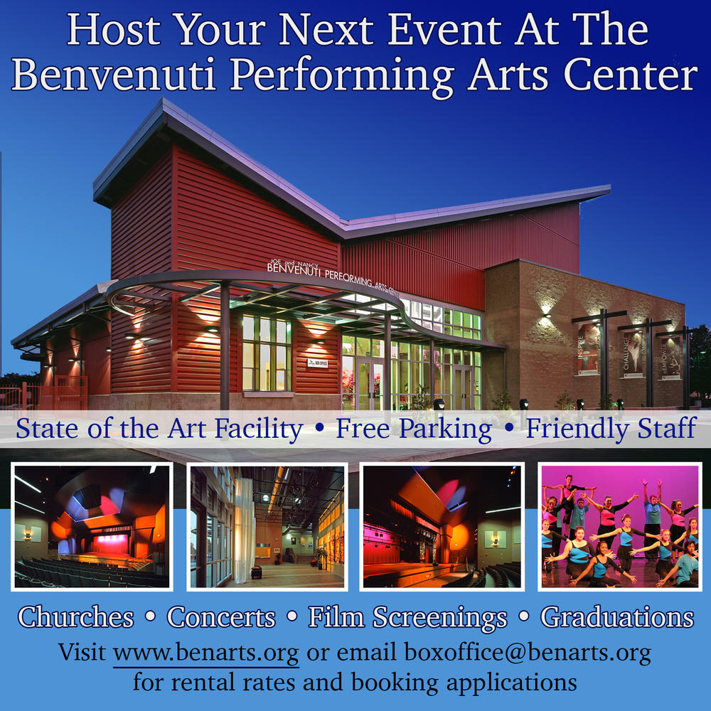 Reserve the Benvenuti Theater