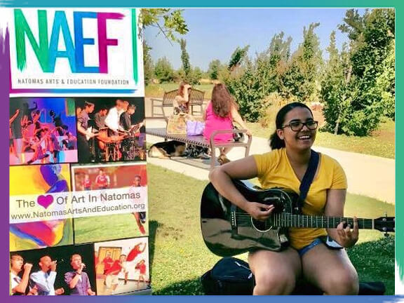 NAEF at Natomas Farmers Market