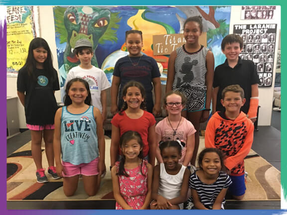 NAEF First Annual Summer Art Camp